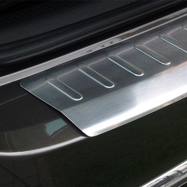 Puskurin suoja pelti harjattu teräs VW Passat Variant