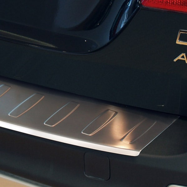 Puskurin suoja pelti harjattu teräs Volvo XC70