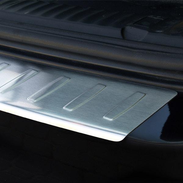 Puskurin suoja pelti harjattu teräs BMW E61 Touring