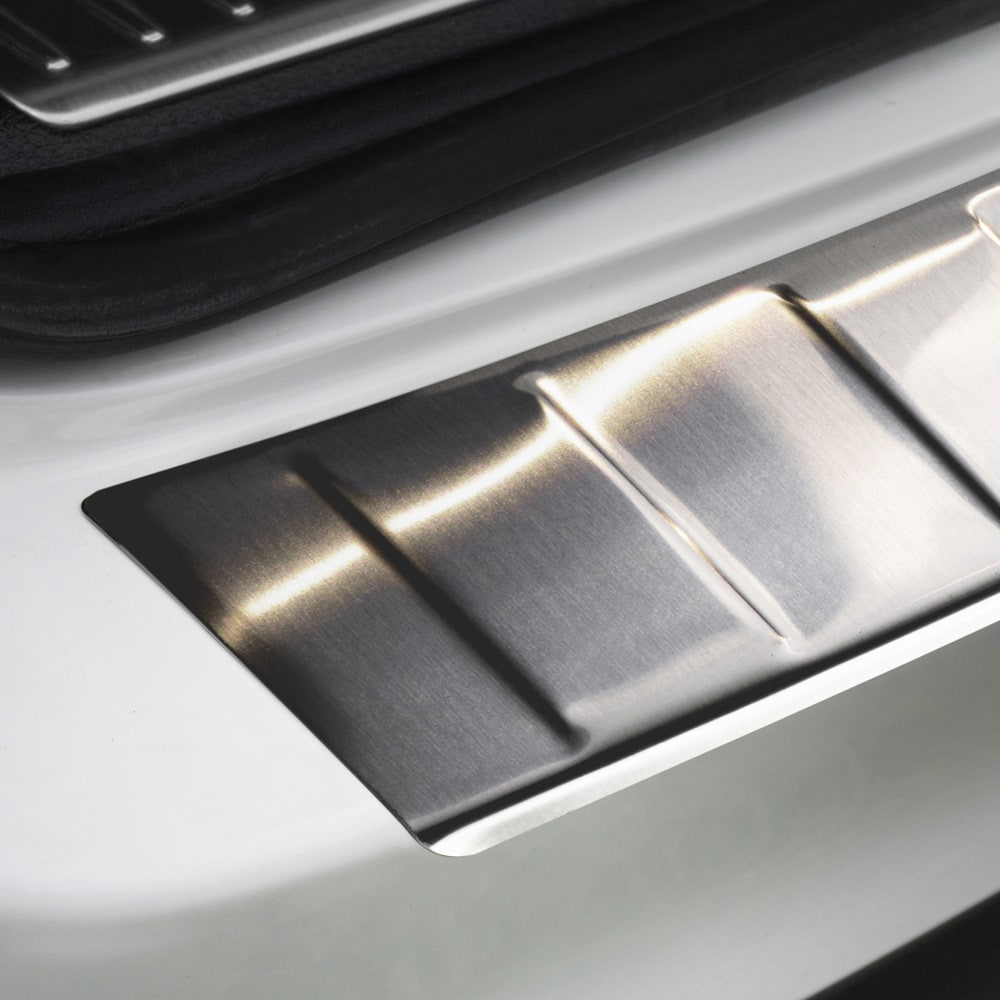 Lastskydd borstat stål Mercedes GLC