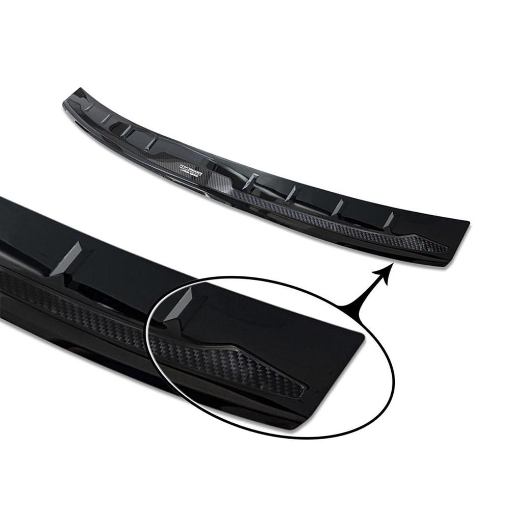 Puskurin suoja pelti hiilikuitu BMW X5 G05