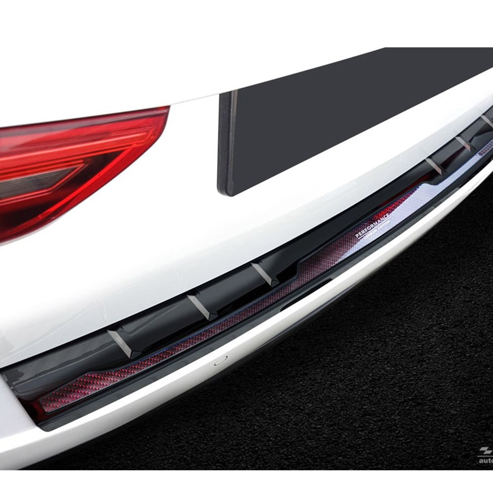 Puskurin suoja pelti hiilikuitu BMW G31