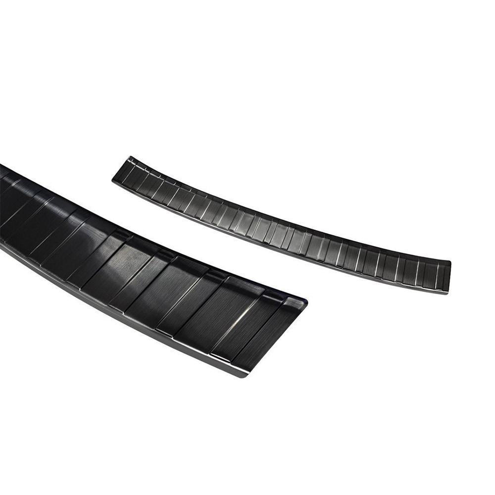 Puskurin suoja pelti musta harjattu teräs BMW X6