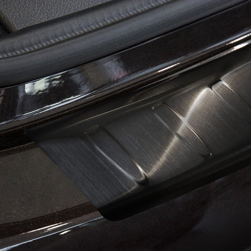 Puskurin suoja pelti musta harjattu teräs till BMW F46 Gran Tourer