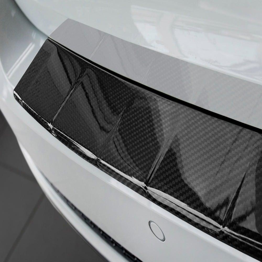 Puskurin suoja pelti hiilikuitu till Audi A4 B9 Avant