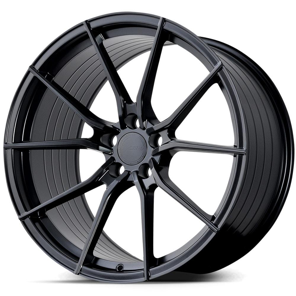 ABS F15 Musta Vannepaketti