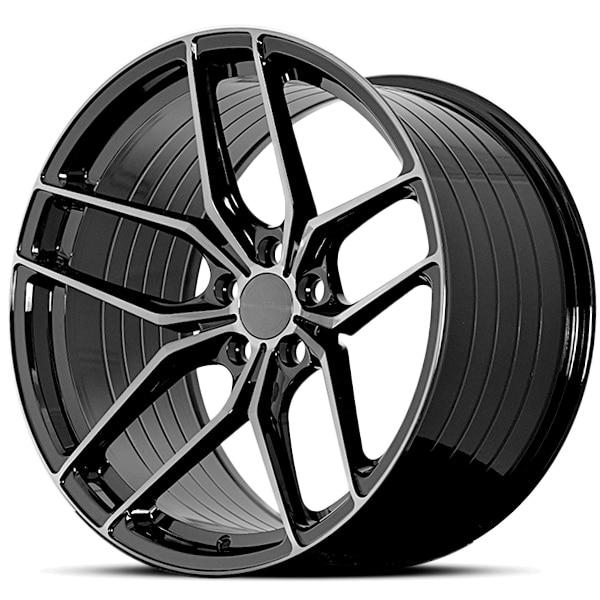 ABS F17 Dark Tint Fälgpaket