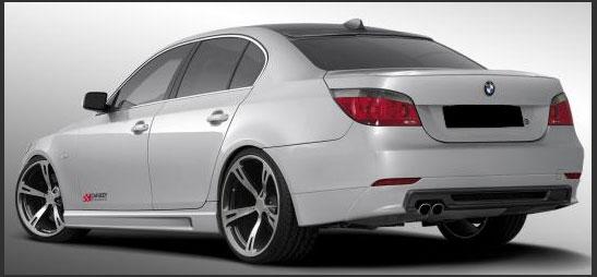 Alempi Spoileri taakse BMW E60