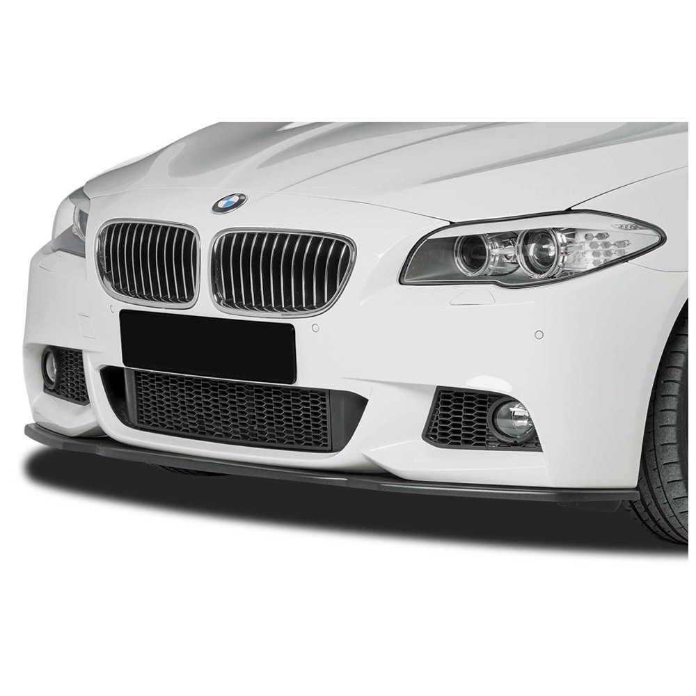 Mattamusta Cupspoiler eteen BMW F10/F11