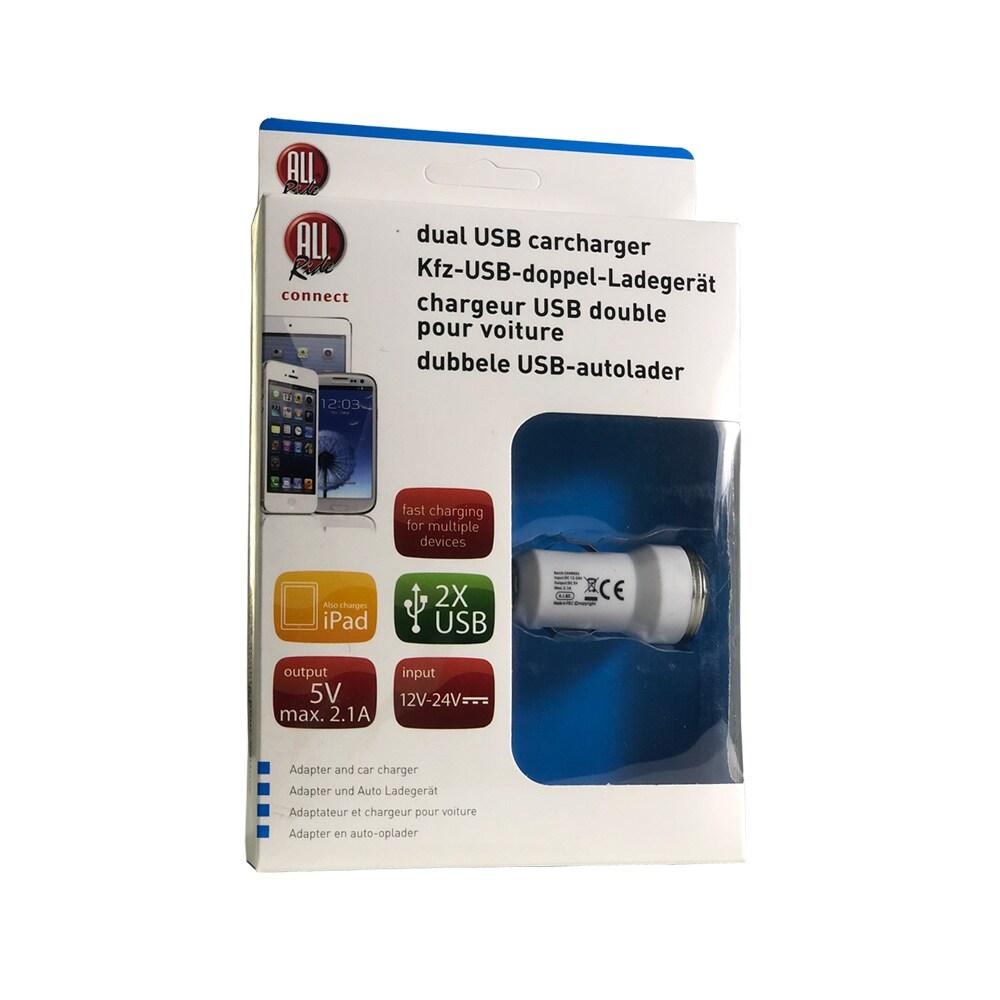 Lataus asema USB 2.1A