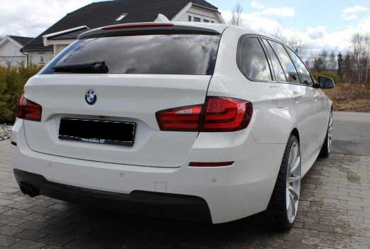 Takapuskuri  BMW F11