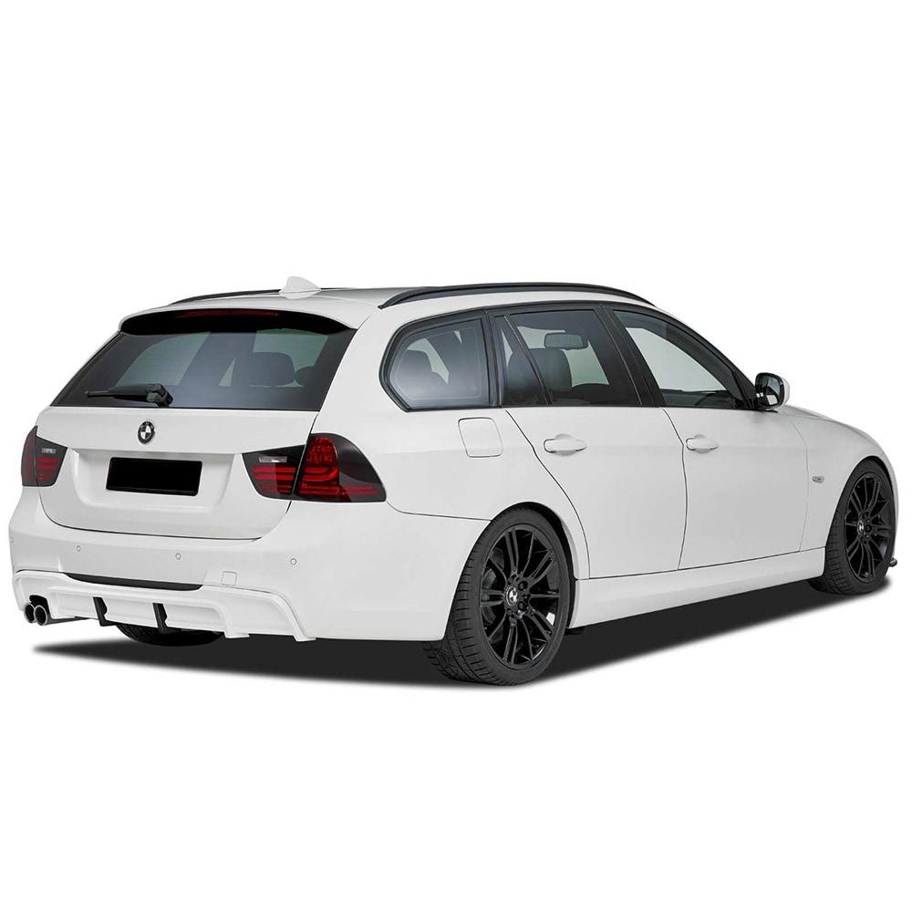 Alempi takaspoileri BMW E90/E91