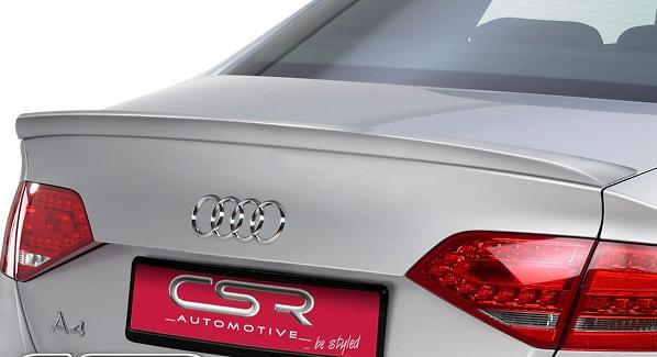 Spoileri huuli takaluukku Audi A4 B8