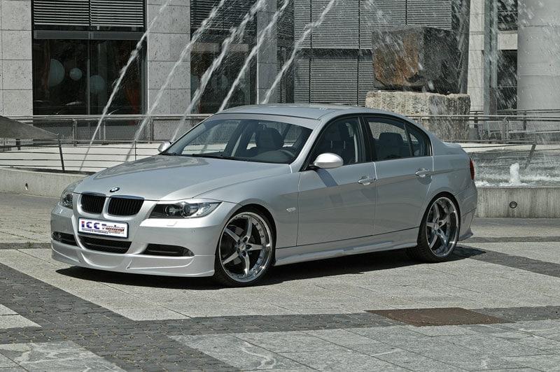 Sivuhelmat BMW E90 Limo
