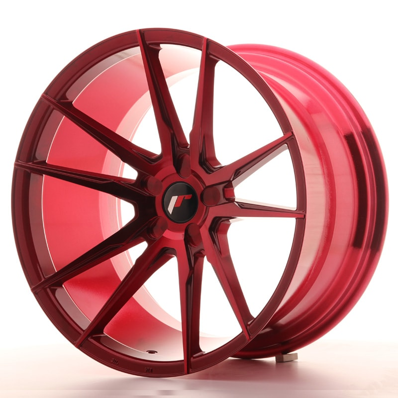 JR21 Platinum Red Vannepaketti