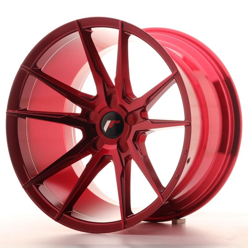JR21 Platinum Red Vannepaketti