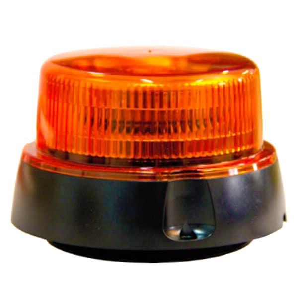LEDI vilkkuvalot Oranssi kiinteä asennus