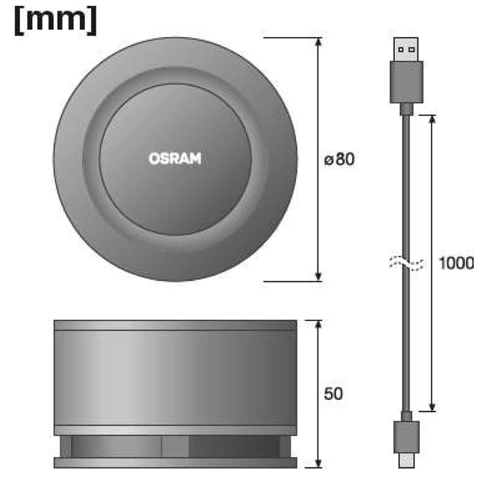 Osram Air Zing Mini ilmanpuhdistin
