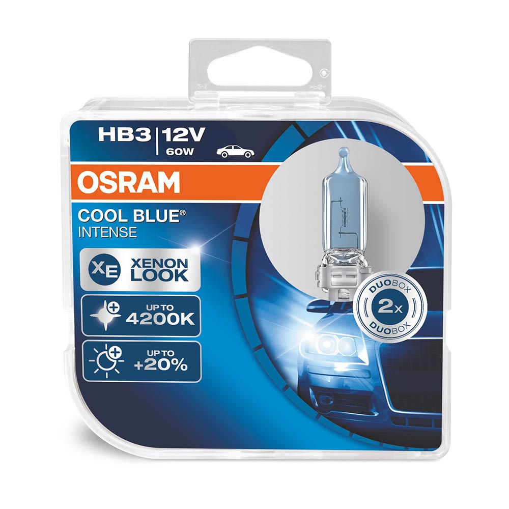 Osram HB3 Cool SINISET