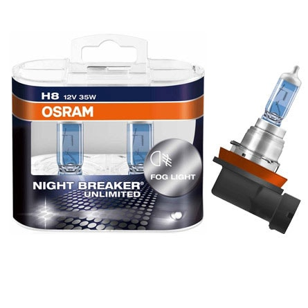 OSRAM H8 Night Breaker Unlimited
