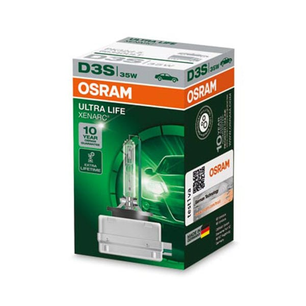 Osram D3S Xenonlamput Xenarc Ultra Life
