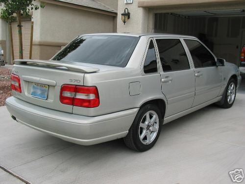 Volvo 850/S70 Siipi  Spoileri