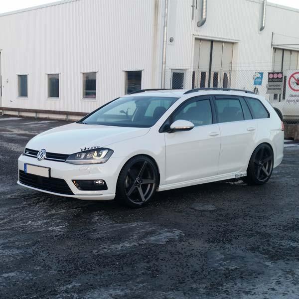 Tuulenohjain VW Golf 7 5d