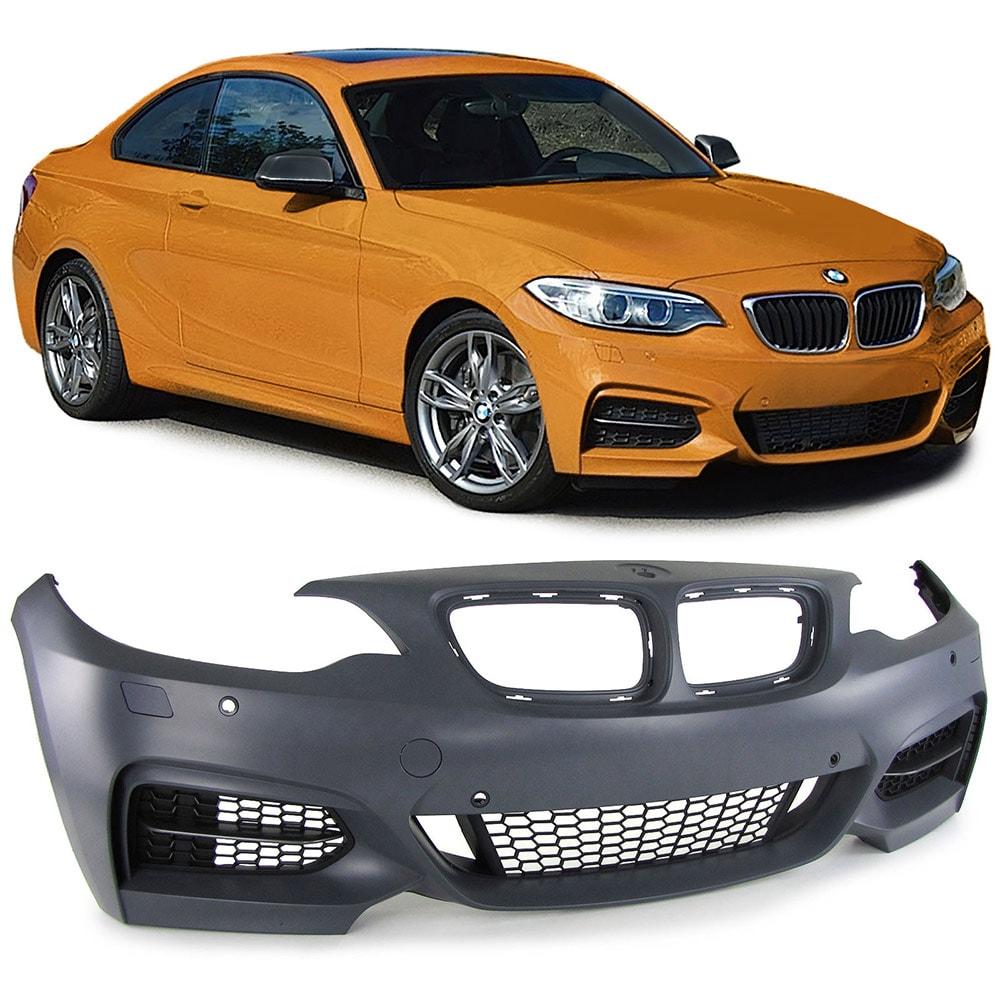 Iskunvaimentaja eteen BMW BMW F22