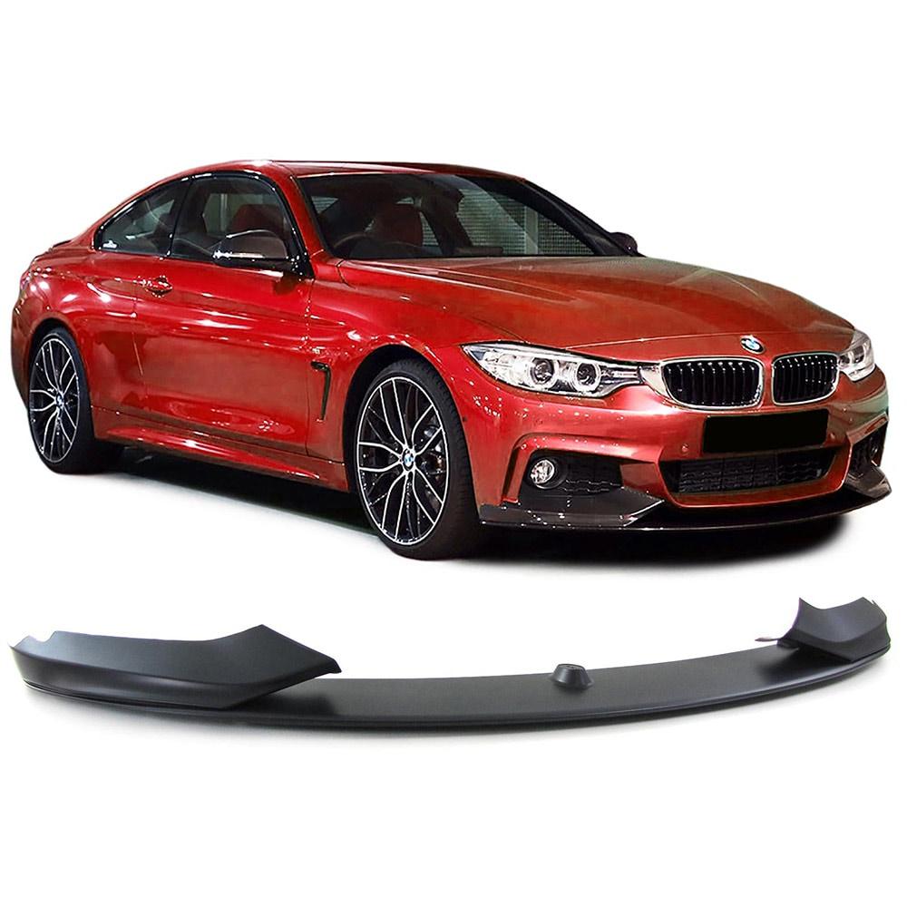 Spoileriosa alempi edessä  BMW 4-Serie