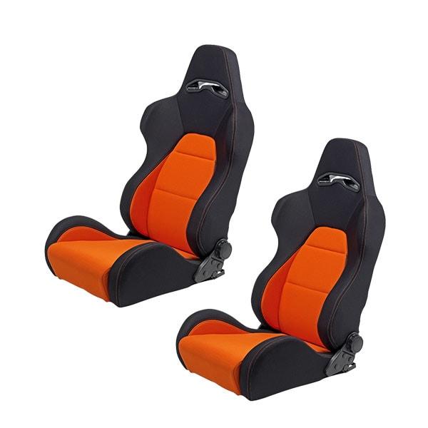 Sporttipenkinsarja Musta/Oranssi