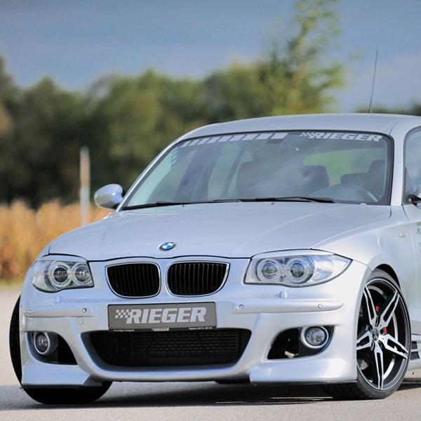 Stötfångare Fram BMW