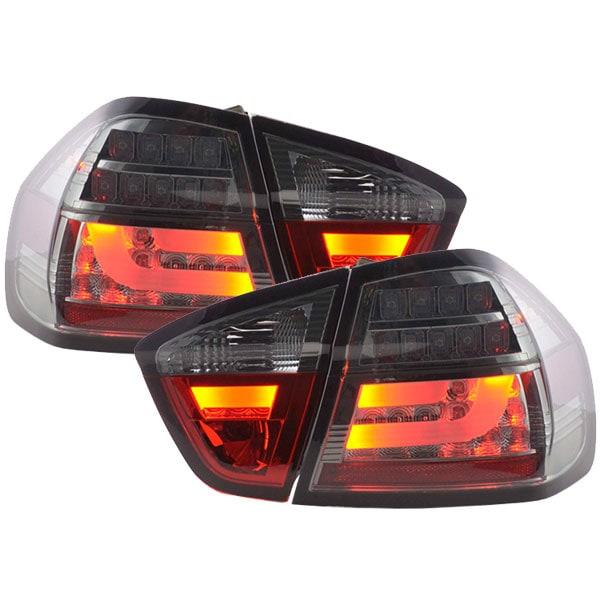 LEDI Takalamput Mustat BMW E90