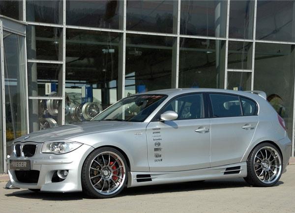 Sidokjolar Rieger BMW