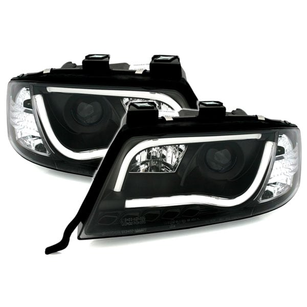 Ajovalot Tube Lights Audi A6 4B