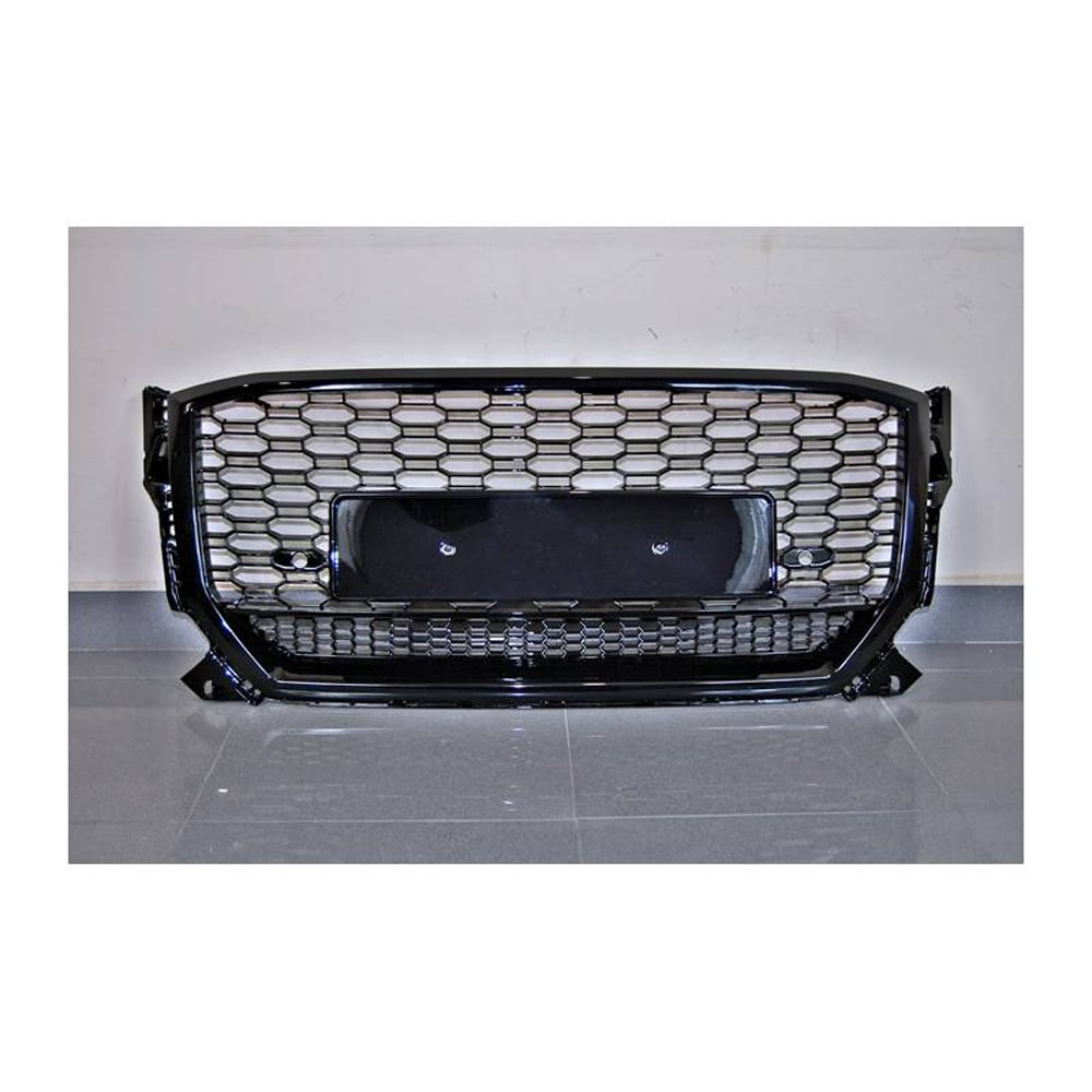 Glossy Black Front Grill RSQ2 Look