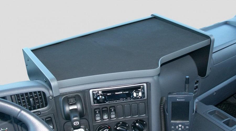 Keskipöytä sopivan Scania R/G/P Musta