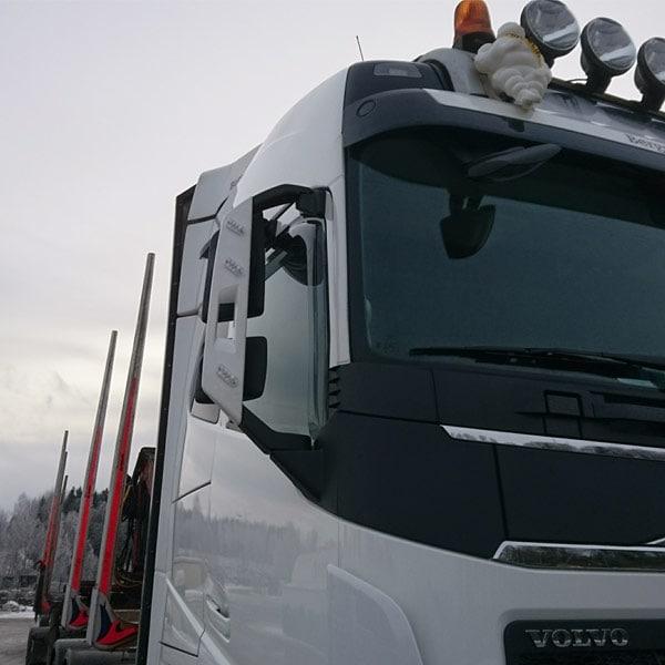 Tuulenohjain Passande Volvo FH