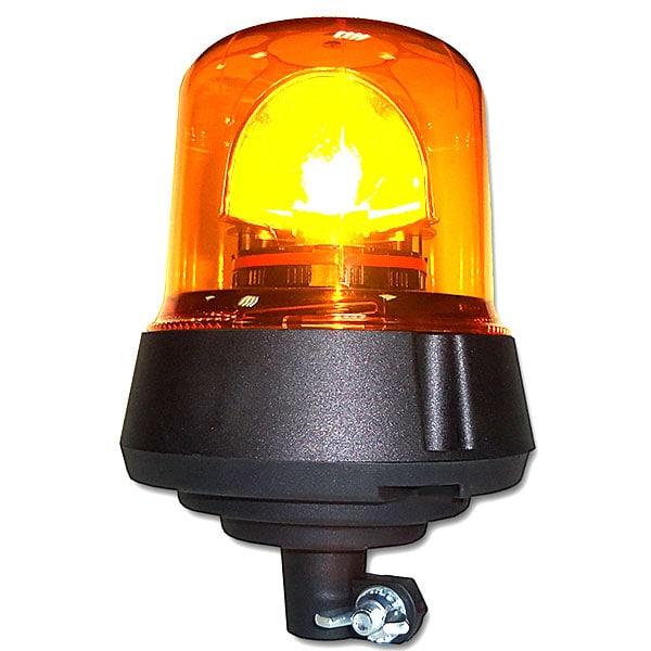 Pyörivä LEDI valo tankoasennukseen