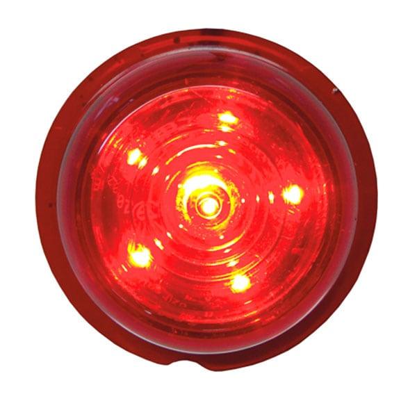 Viking LED pysäköintivalo punainen 12-24V