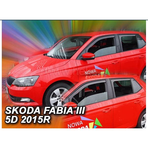Tuulenohjain Skoda Fabia III 5d 2014-> halvkombi kombi (l?ng)