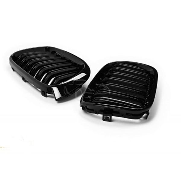 BMW X3/X4 Kiiltävän mustat munuaiset