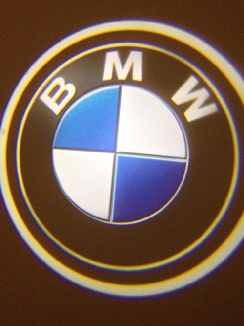 Logo projektori 12 BMW