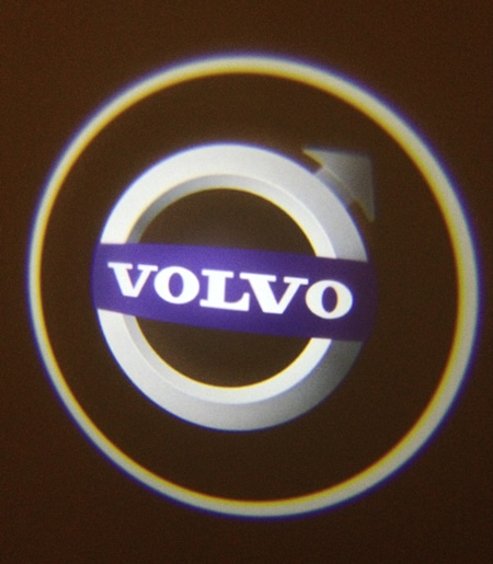 Logo projektori 12V Volvo