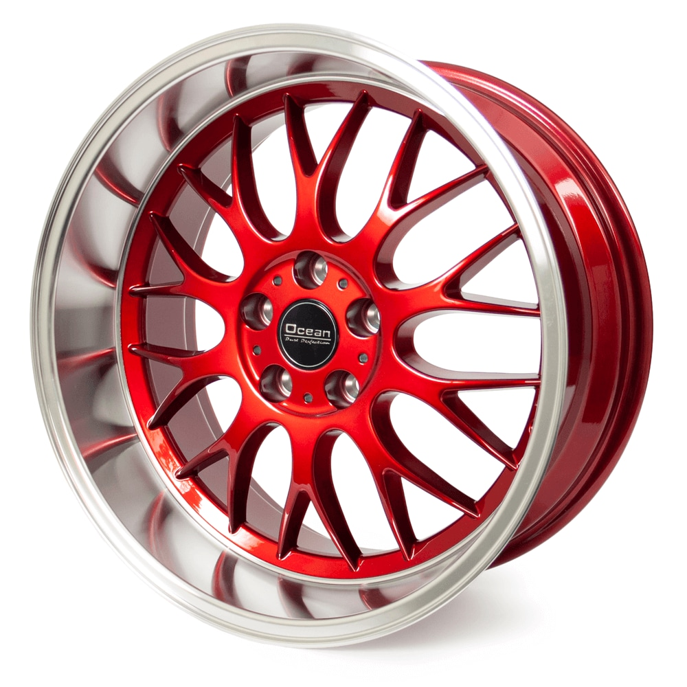 Ocean DTM Platinum Red