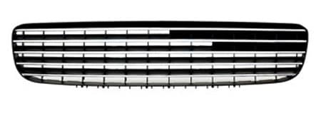Audi TT Etumaski  Kromattu /Musta