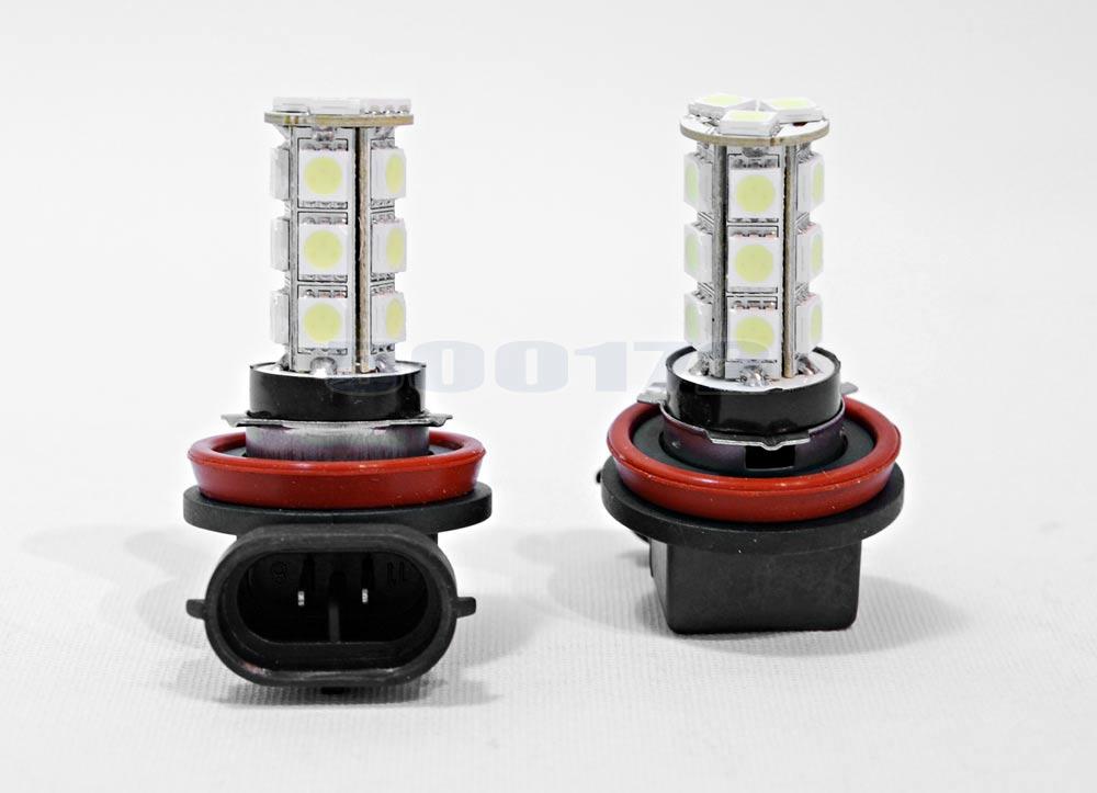 H11 LED Dior lamput 6000K