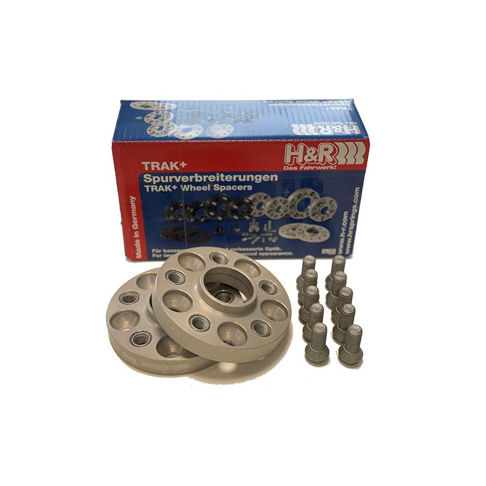 H&R 25mm spacers/levikepalat - BMW 3-Series E9X 390L/392C/3L/3C/3K