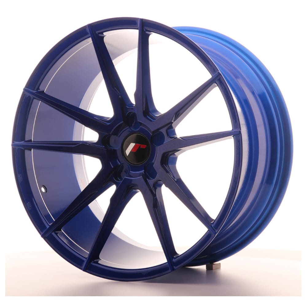 JR21 Platinum Blue Vannepaketti