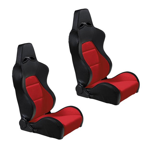 Sporttipenkinsarja Musta/Punainen