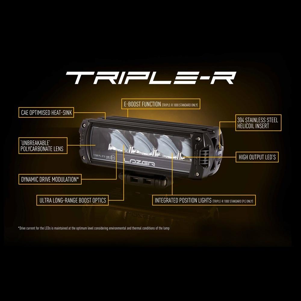 Lazer Triple-R 1000 90W